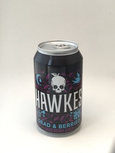 Hawkes - Dead and Berried (12oz Can)